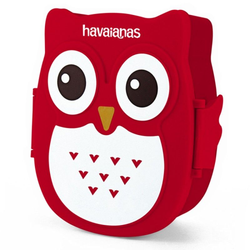 Wholesale Portable Cartoon Owl Lunch Box