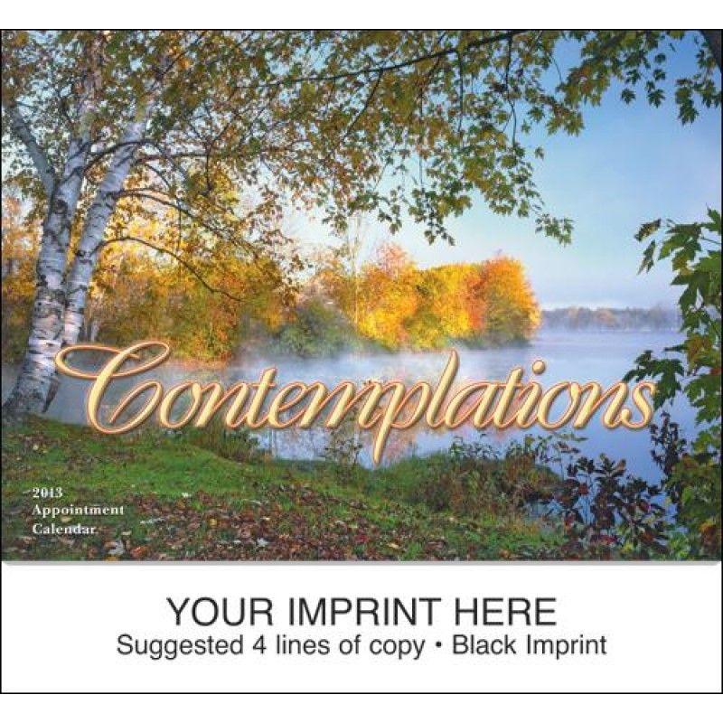 Wholesale Contemplations Calendar-[HL-27026]