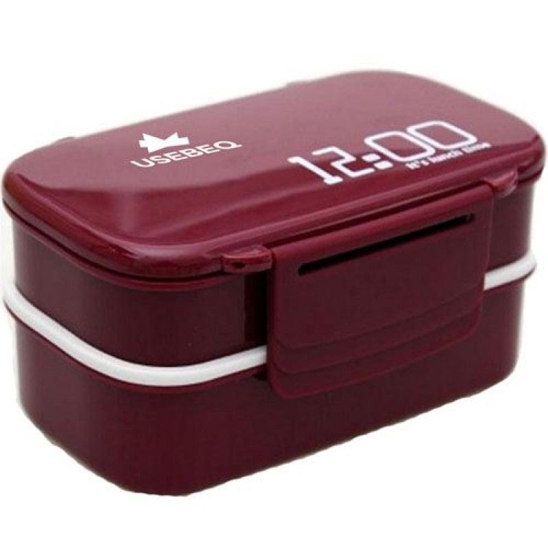 Wholesale Double Layer Bento Lunch Box