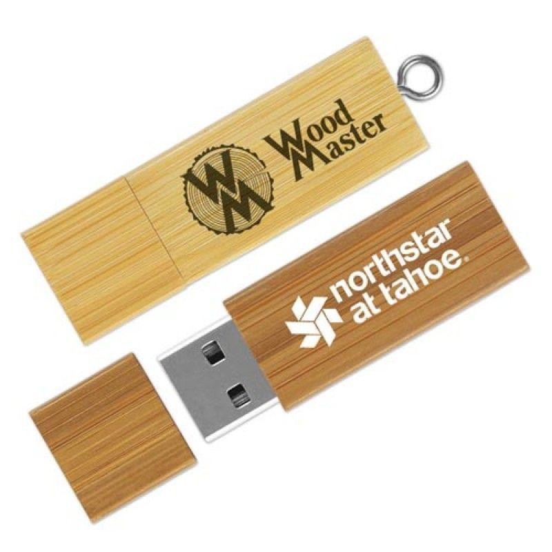 Wholesale 32GB Bamboo USB Flash Drive