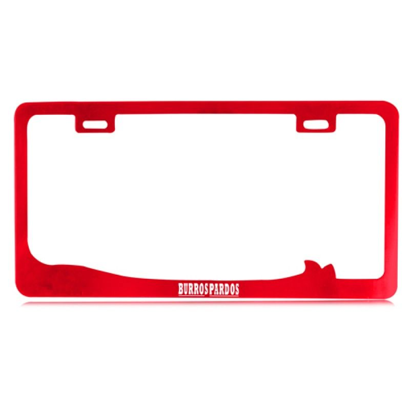 Wholesale Chrome Aluminum License Plate Frame
