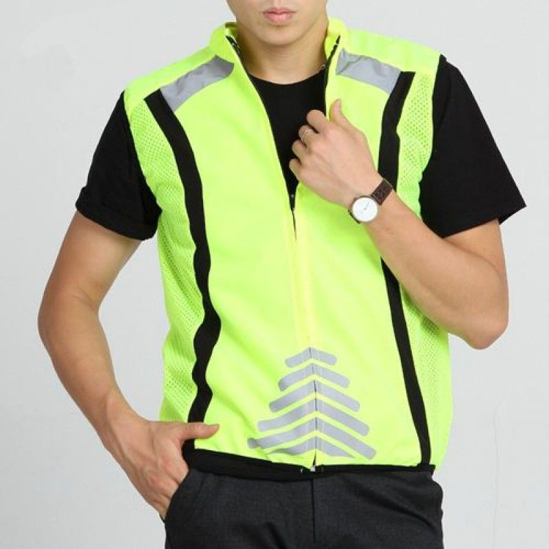 Wholesale Bicycle Sports Reflective Safety Vest