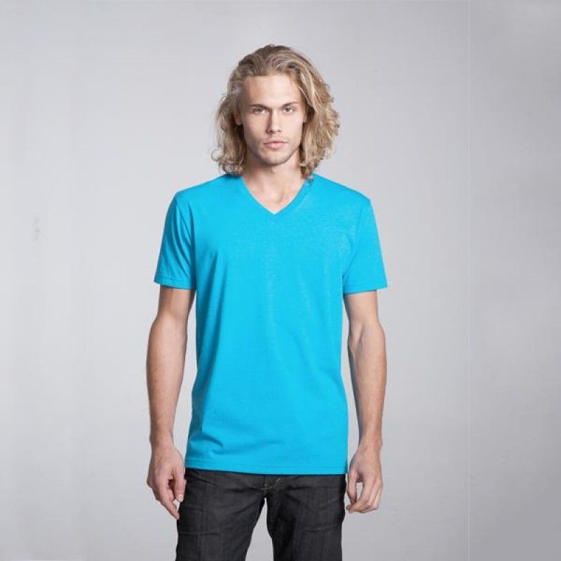 Wholesale Next Level Men's Blended V-Neck-[EV-25004]