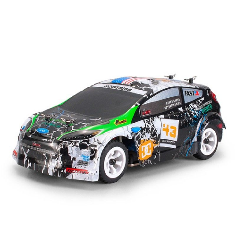 Wholesale 2.4G 4CH Super Power Speed Off-Road RC Car