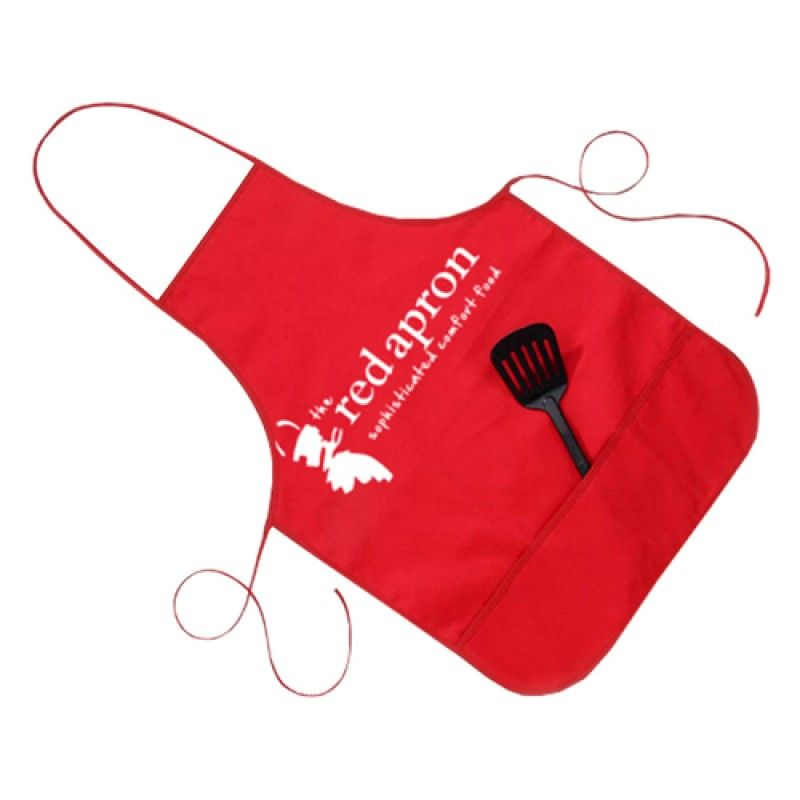 Wholesale Double Bib Apron With Pocket