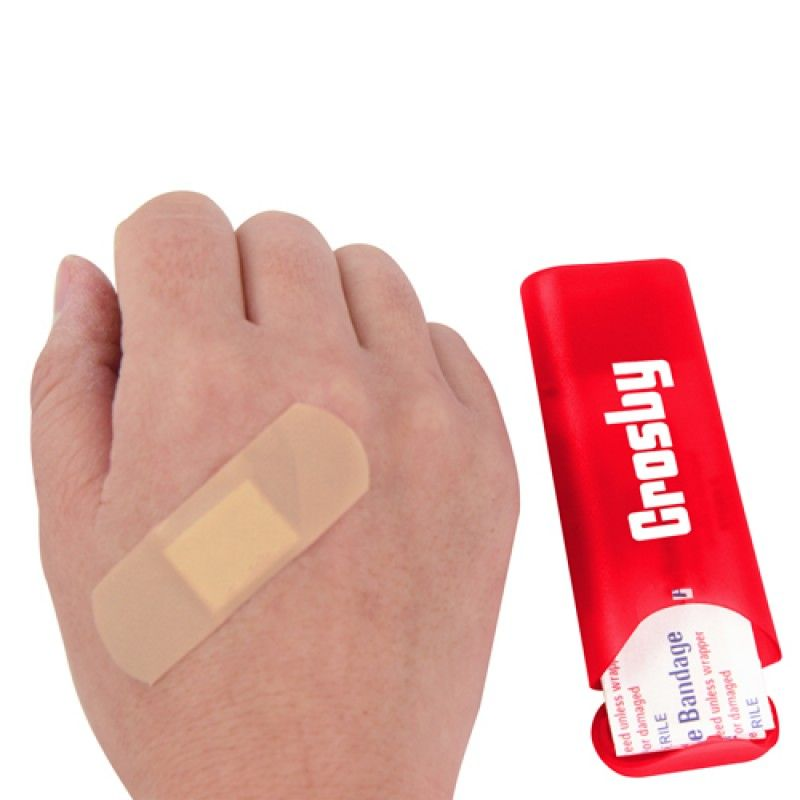 Wholesale 5 Plaster Band Aid Dispenser Box