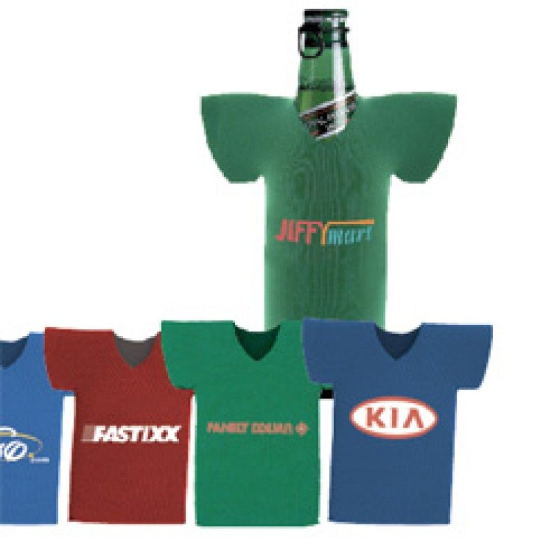 Wholesale T Shirt Bottle Cooler