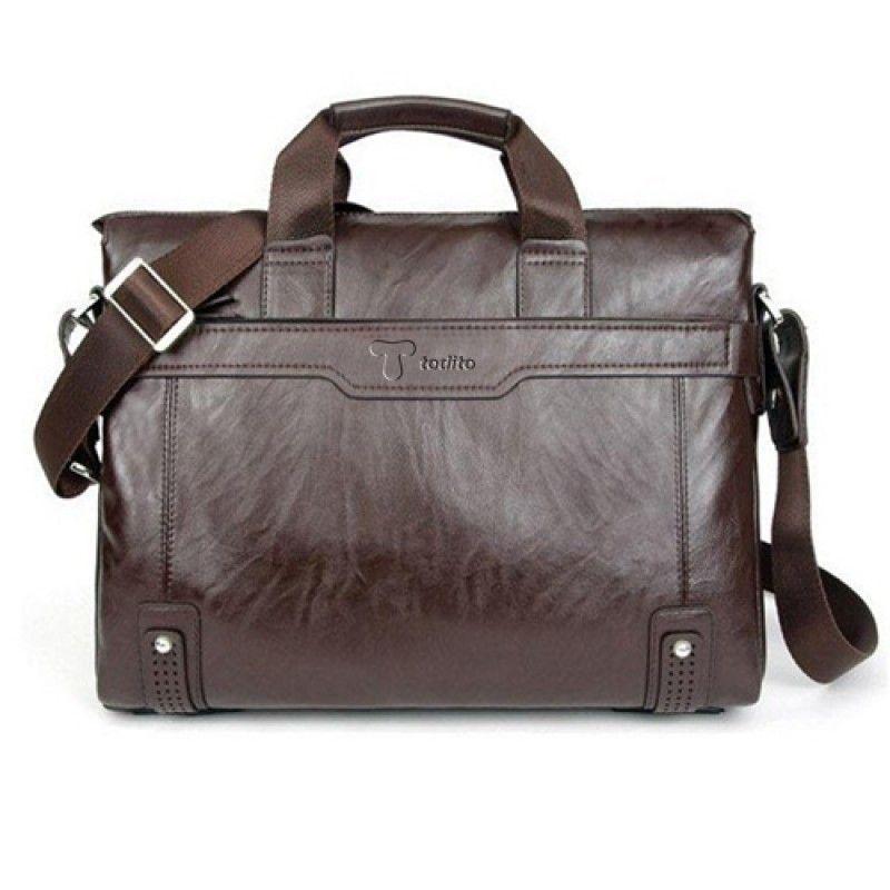 Wholesale Leather Briefcase Men Bag