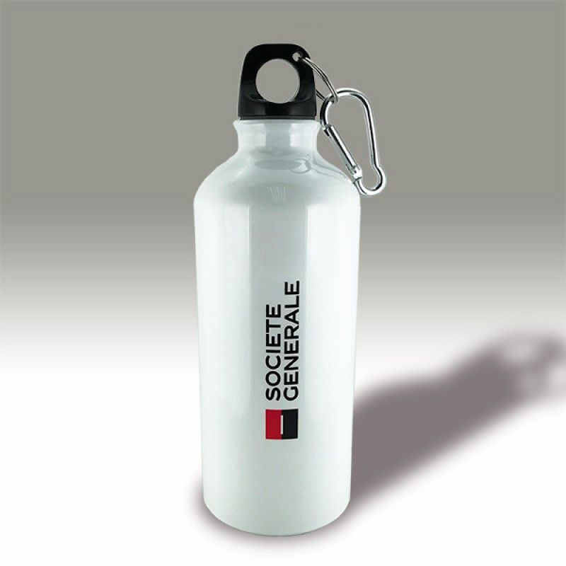 Wholesale 3 hour White Aluminium Flask