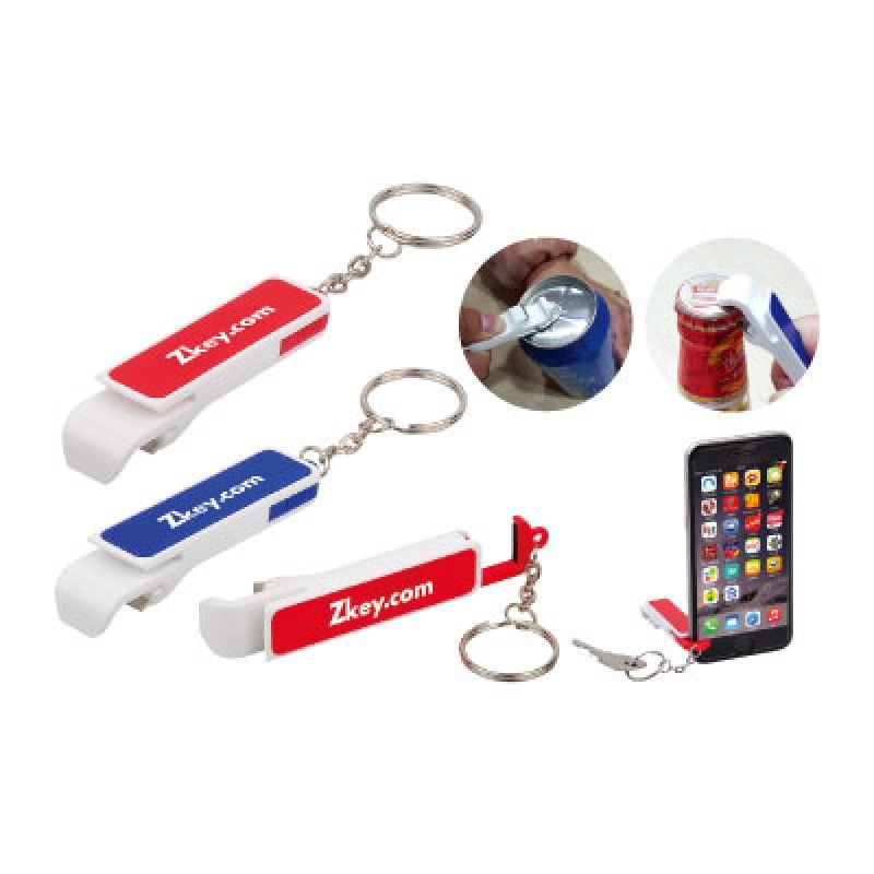 Wholesale Keychain Bottle Opener Mobile Stand
