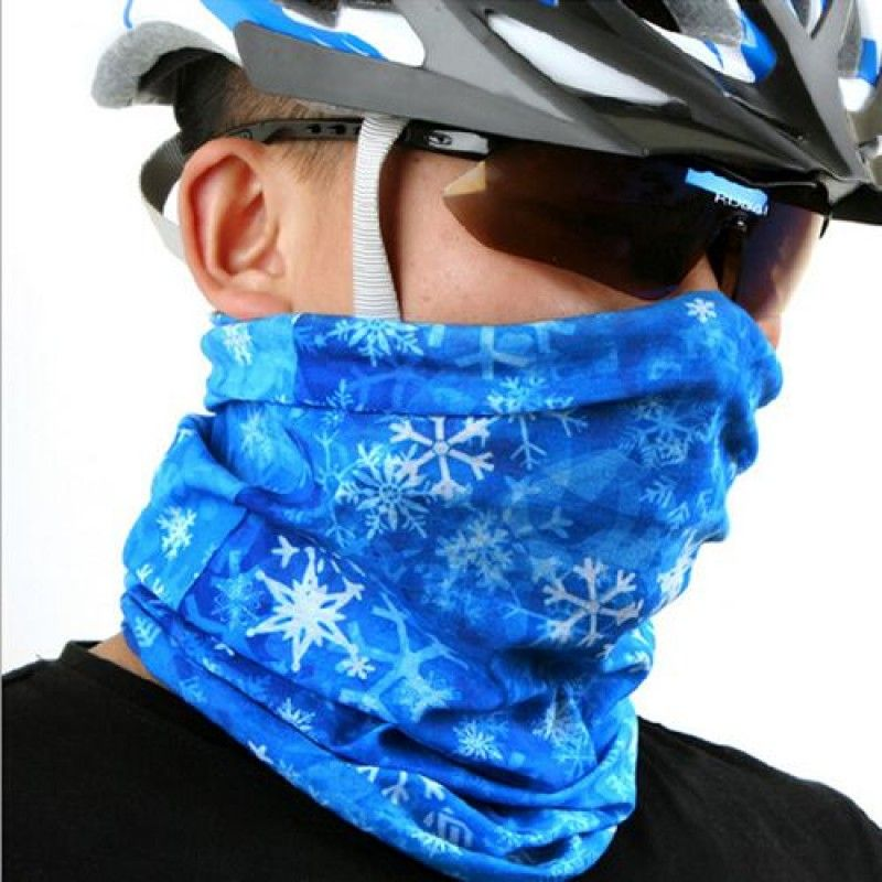 Wholesale Bicycles Seamless Riding Scarves