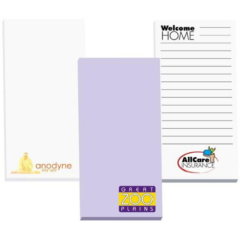 "Wholesale 3"" x 6"" Non-Adhesive Scratch Pad, 50 Sheets-[BG-27208]"