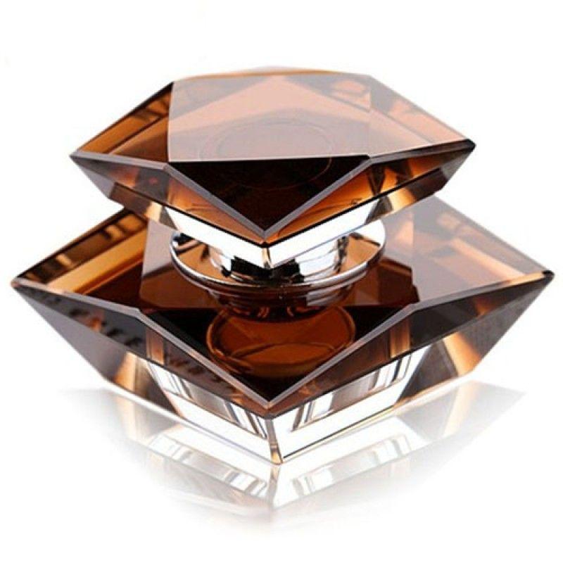Wholesale Square Crystal Car Perfume Seat