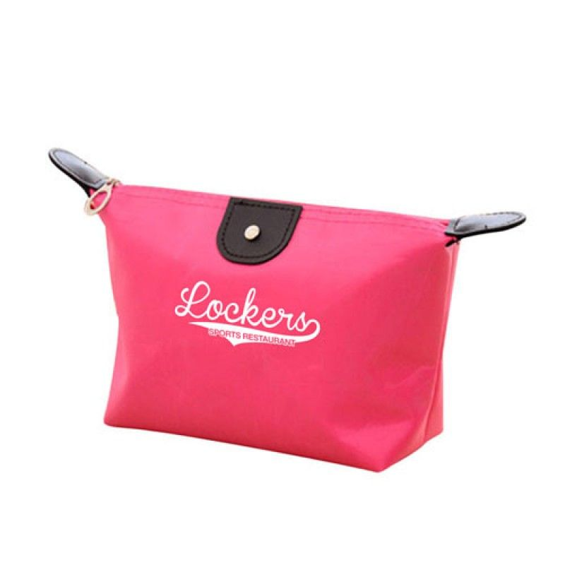 Wholesale Cute Makeup Case Pouch Toiletry Zipper Bags