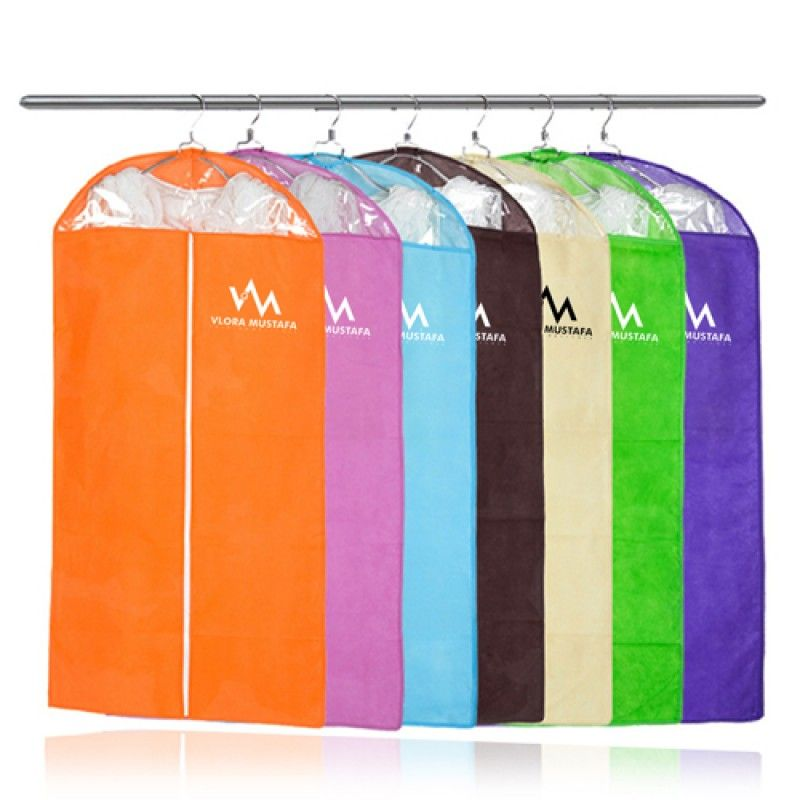 Wholesale Breathable Dust Proof Garment Cover Bag