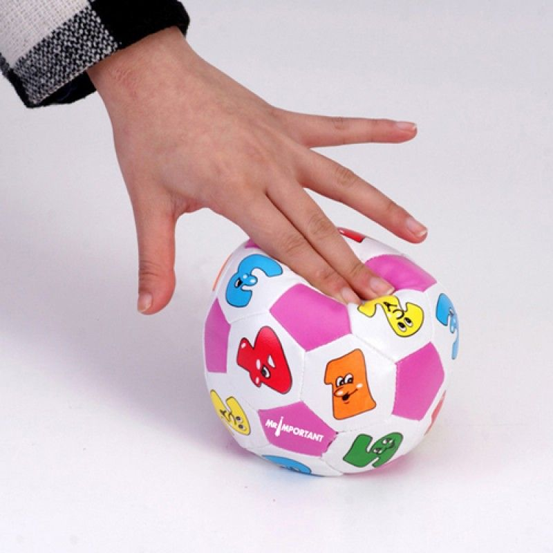 Wholesale Educational Children Cartoon Soccer Beach Ball