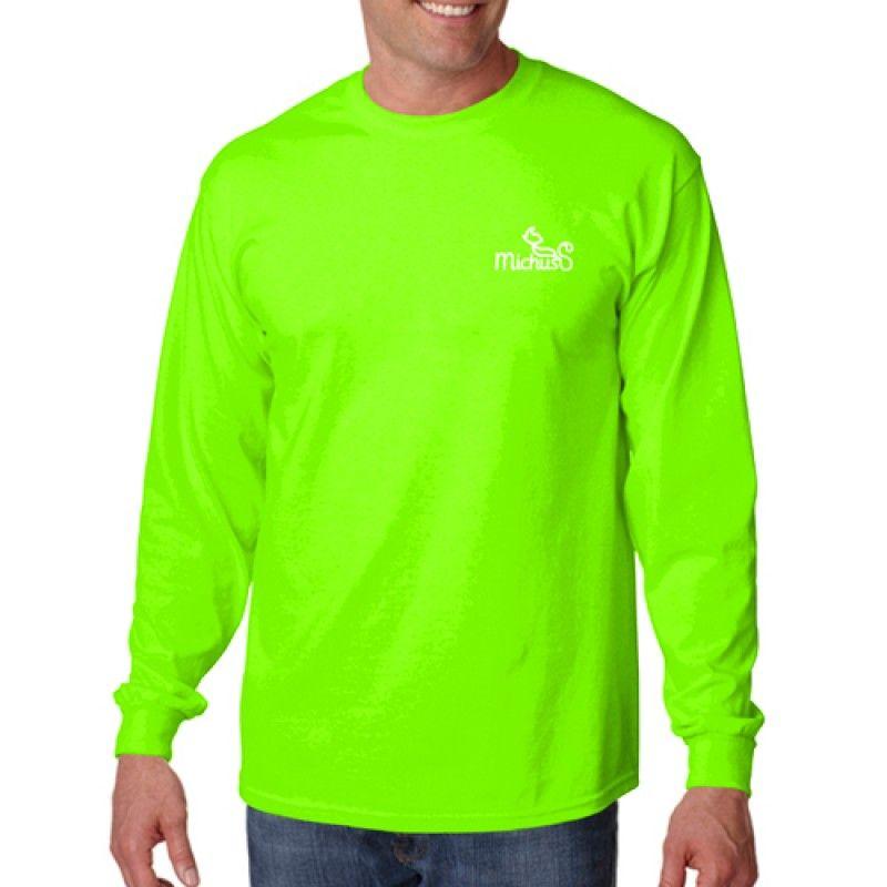 Wholesale Custom Long Sleeve T Shirts