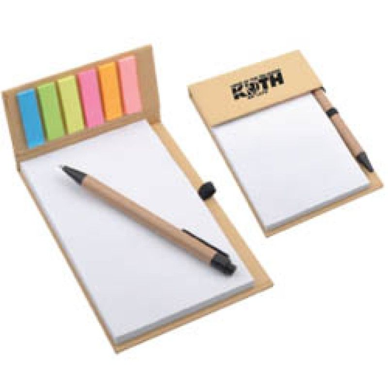 Wholesale Desk Memo Pad with Pen
