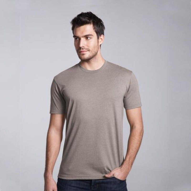 Wholesale Next Level Men's CVC Crew Neck Tee-[EV-25003]