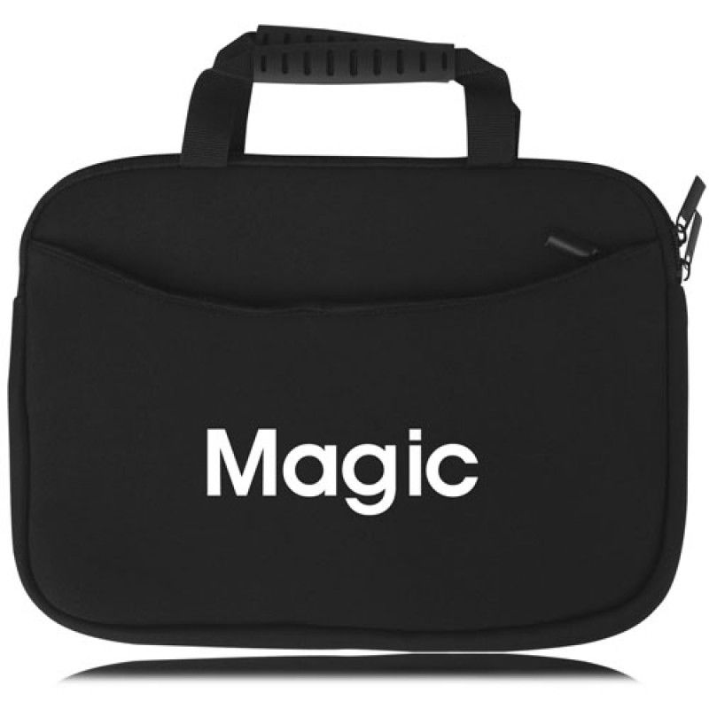Wholesale 10 Inch Handle Neoprene Zippered Tablet Bag