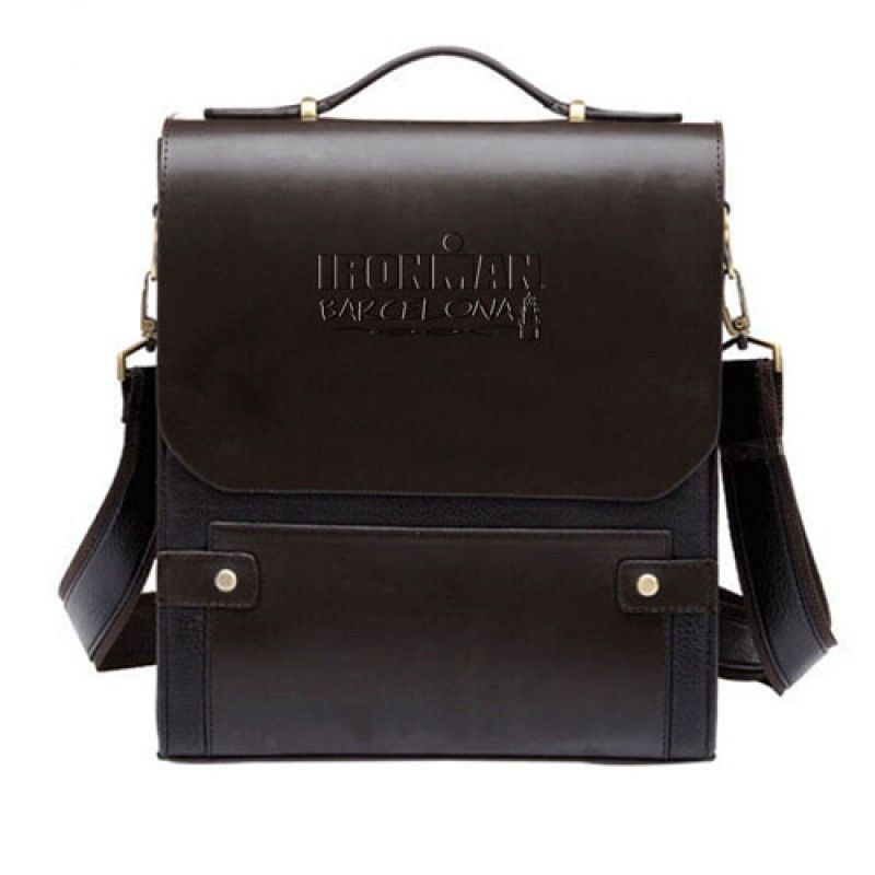 Wholesale Business Folder Leather Messenger Bag