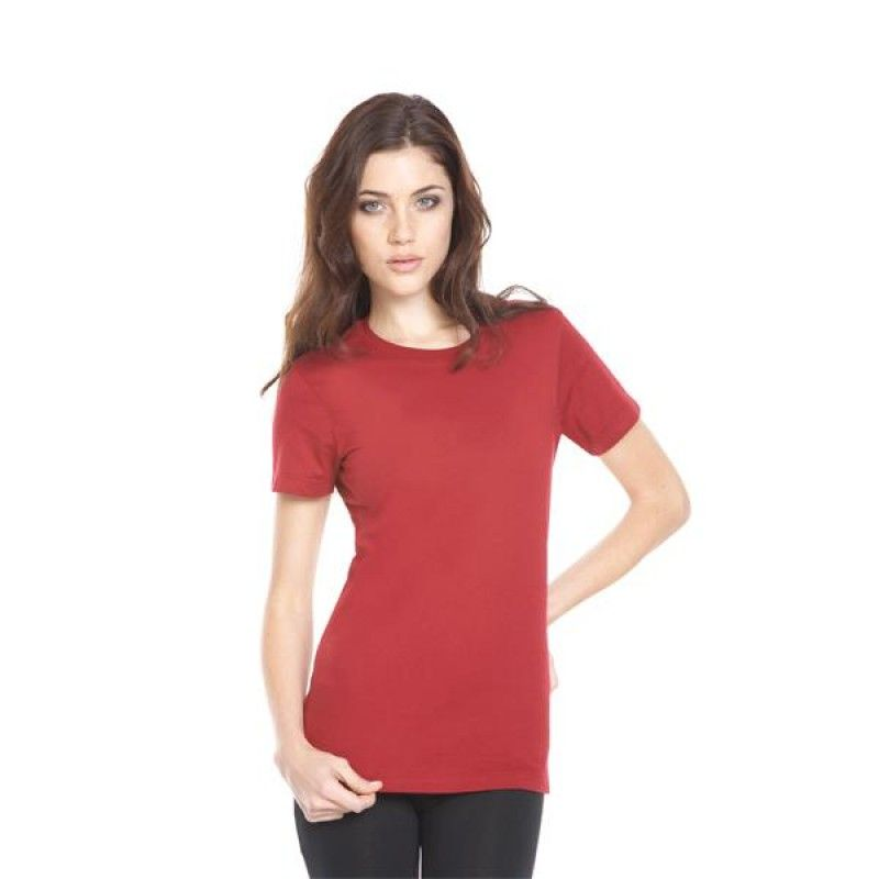 Wholesale Next Level Ladies Boyfriend Cotton Tee-[EV-25006]
