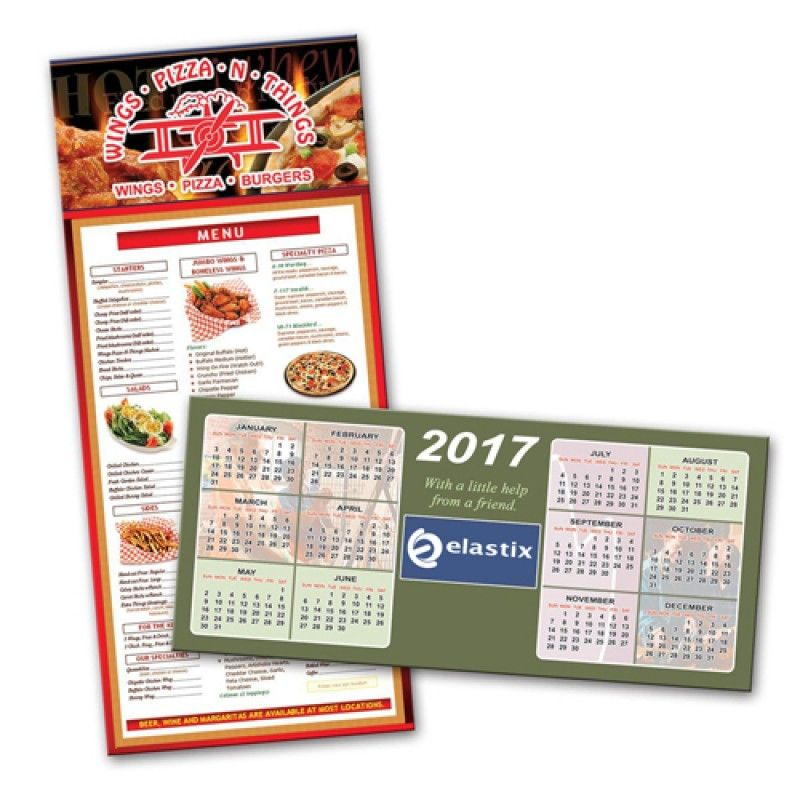 Wholesale Custom Magnet Calendar