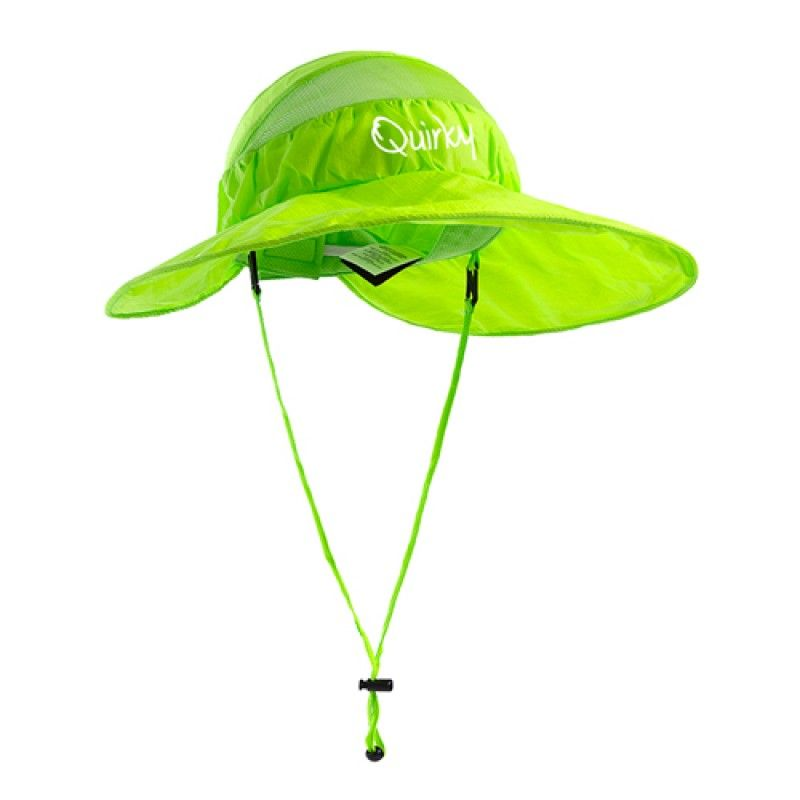 Wholesale Wide Brim Foldable Mesh Bucket Hat