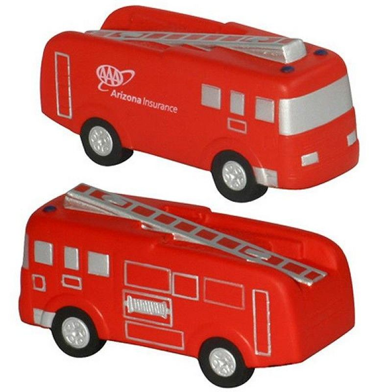 Wholesale Fire Truck Stress Reliever-[AL-27028]