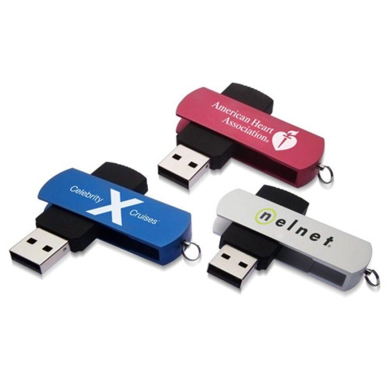 Wholesale 32GB Excello Swivel Flash Drive