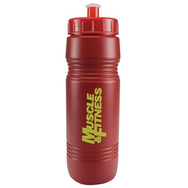 Wholesale 26 oz. Recycled Bottle with Push/Pull Lid-[CP-28023]