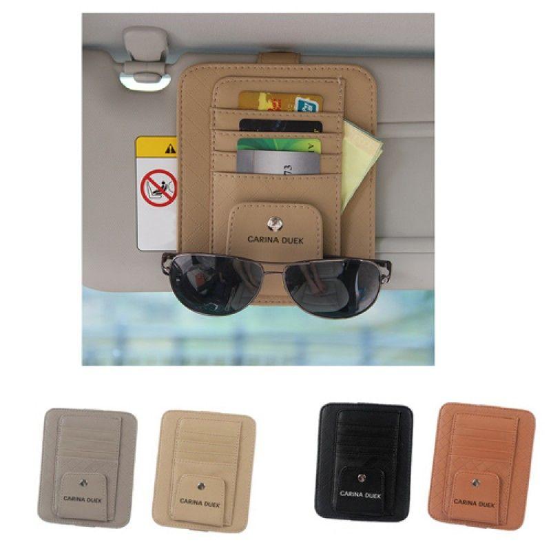 Wholesale Multifunction Hanging Car Card Bag