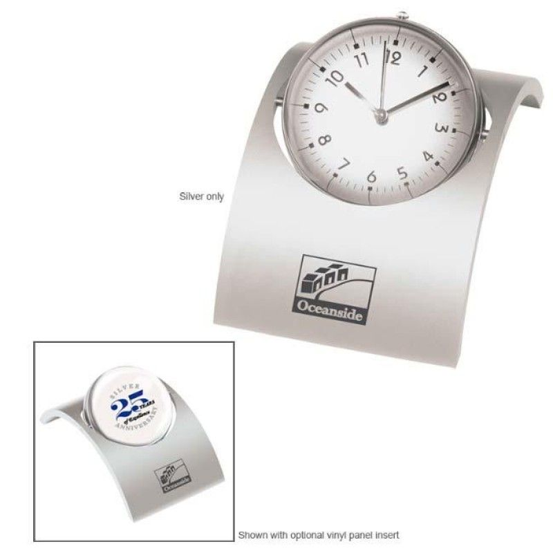 Wholesale Spinning Desk Clock-[NW-91951]