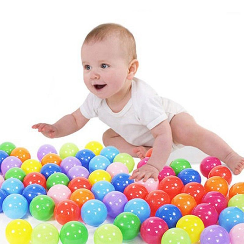 Wholesale Baby Funny 50 Pieces Beach Ball