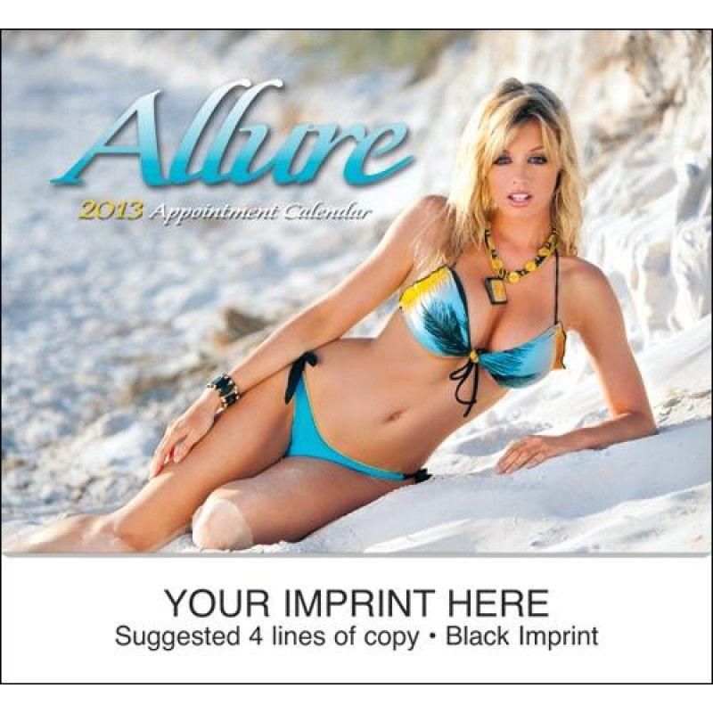 Wholesale Allure Swimsuit Calendar-[HL-27045]