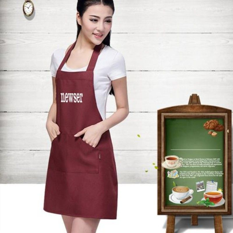 Wholesale Korean Waiter Cooking Aprons
