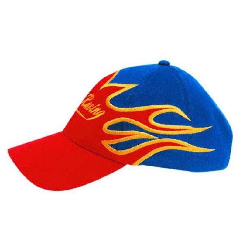 Wholesale Cotton Cap w/Flame Design-[HW-28022]