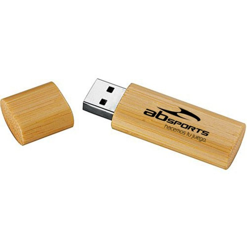 Wholesale 8GB Bamboo USB Flash Drive