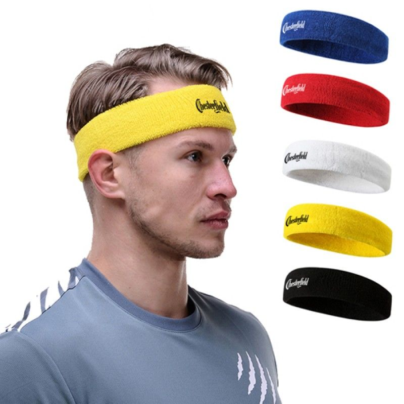 Wholesale Sports Cotton Sweat Headband