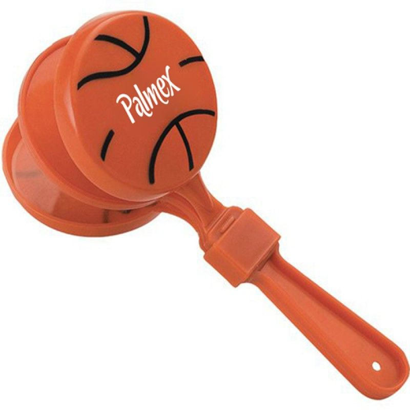 Wholesale Basketball Shaped Clapper