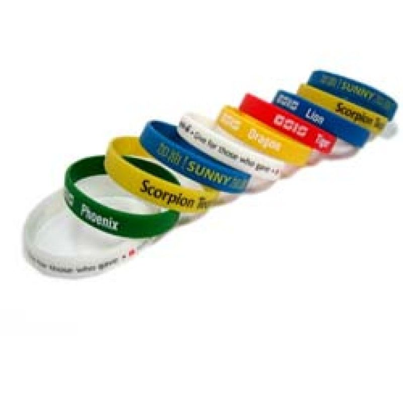 Wholesale Coloured wristbands