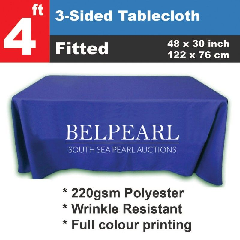 Wholesale 4 ft Table Cloth