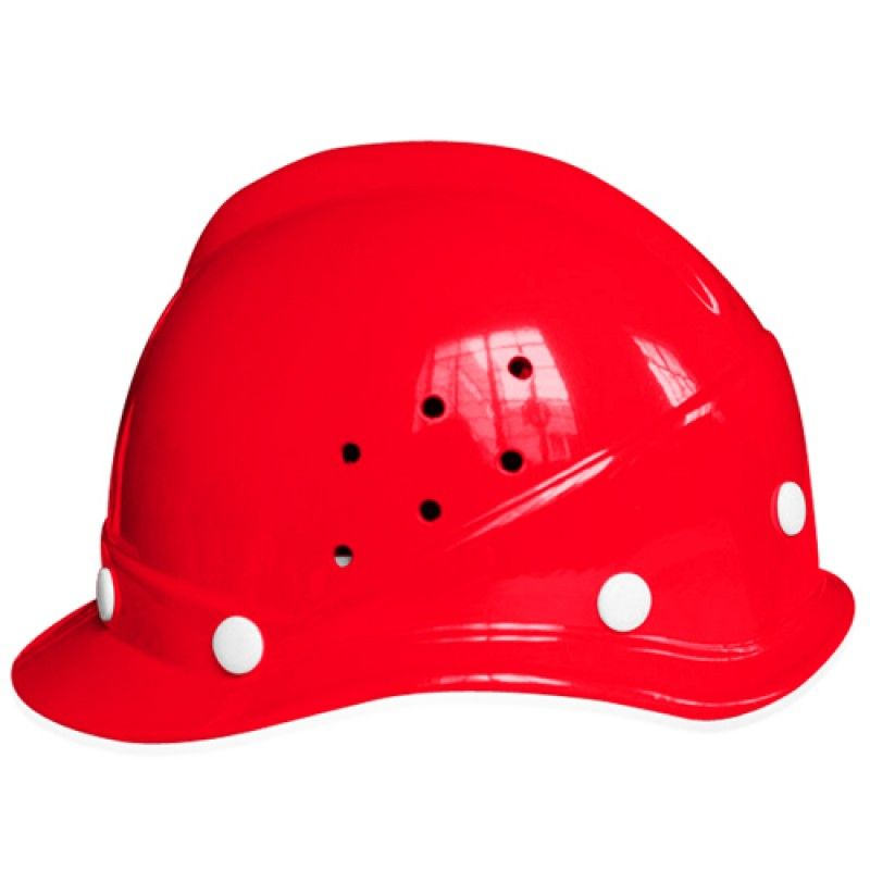 Wholesale V-Shaped Fiberglass Alarm Helmet