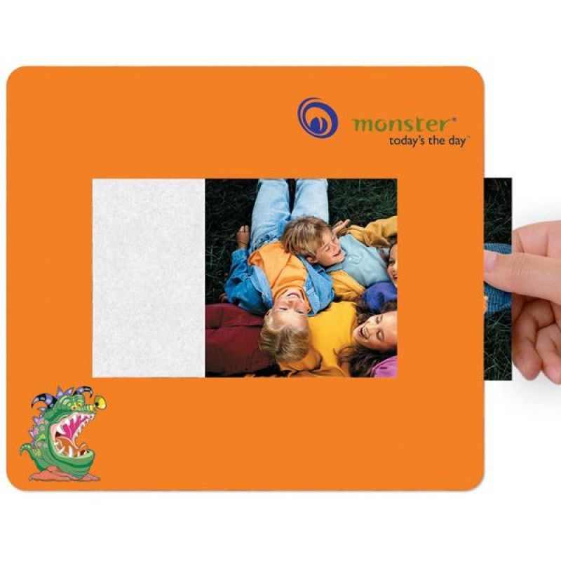 Wholesale 1/16 Heavy 8 x 9 Window/Photo Mouse Pad-[DG-27045]