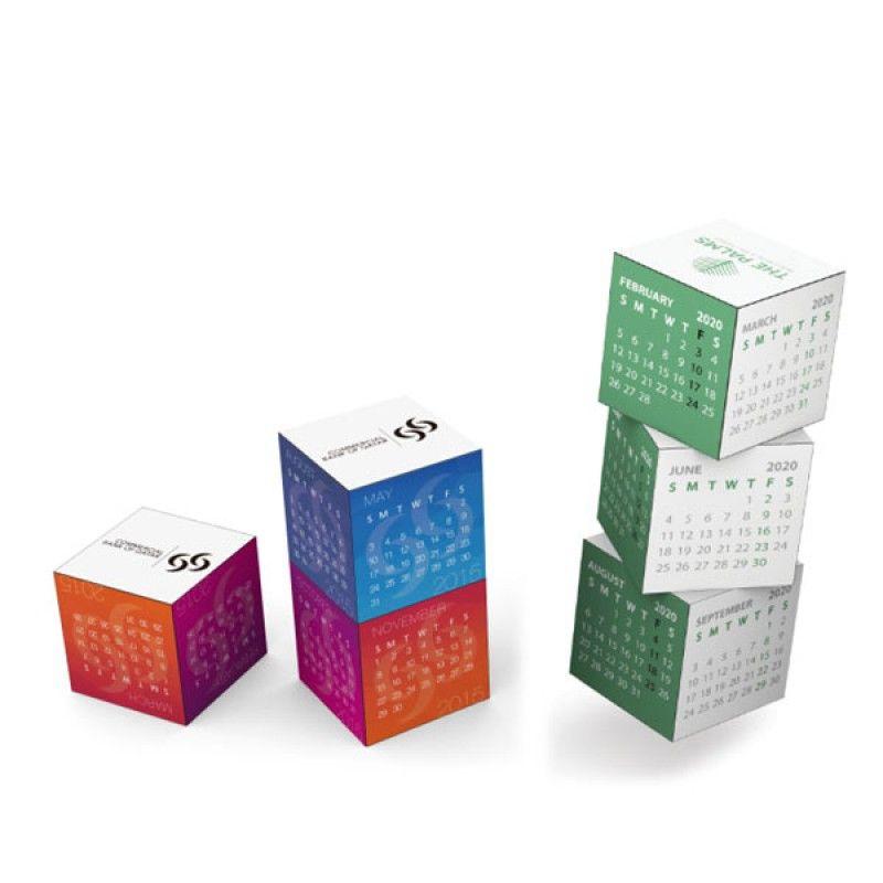 Wholesale Magnetic 360 Square Calendar
