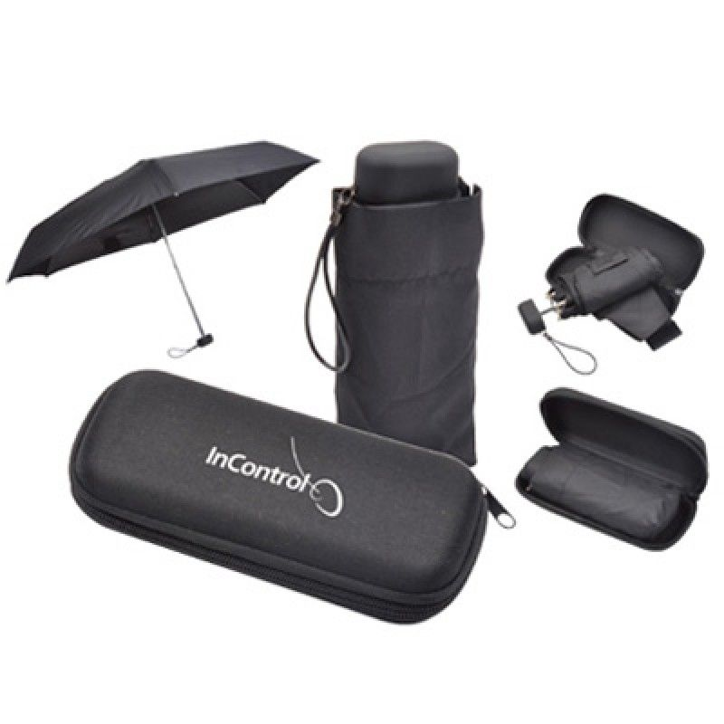 Wholesale 5 Fold Umbrella with pouch