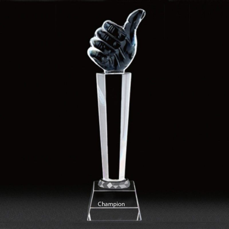 Wholesale Thumbs Up Trophy