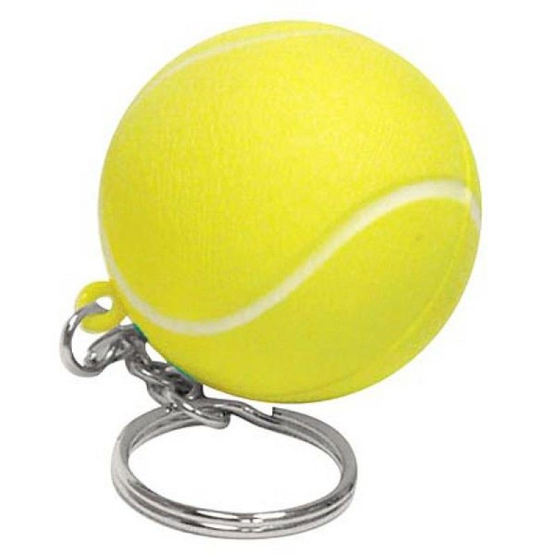 Wholesale Tennis Ball Keychain Stress Reliever-[AL-28011]