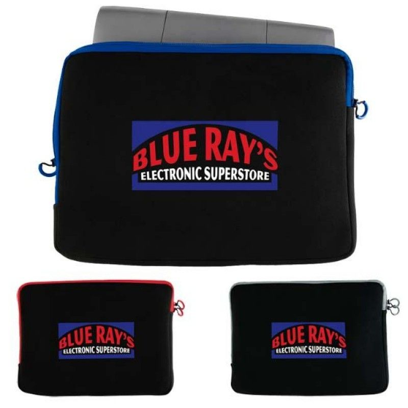 Wholesale Koozie(R) Contrast Laptop Sleeve-[NW-91147]