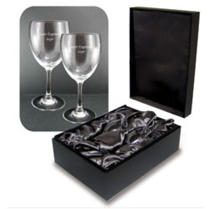 Wholesale Crystal Red Wine Glasses (pair)